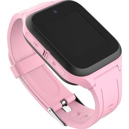 Standart Alcatel Move Time Akıllı Saat Pink Mt40X